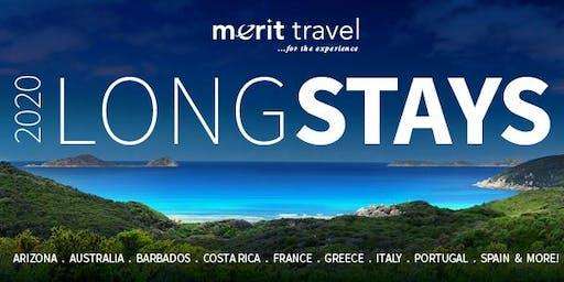 Merit Travel Longstay Product Launch