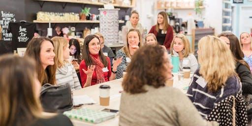 Restored November Table Talk | Natalie Holm | Stress + Time Management