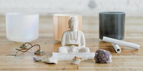 Sound Meditation + Reiki Healing at Vitality Meditation tickets