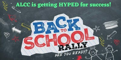ALCC's 2nd Annual Back To School Rally