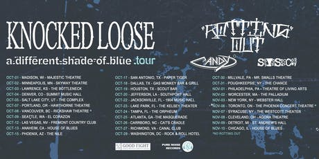 Knocked Loose at Scout Bar tickets