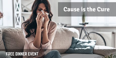 The CAUSE is the CURE | Dinner Event with Dr. Greg Peter tickets