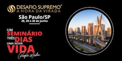 [SÃO PAULO] Desafio Supremo – A Hora da Virada – #10 – Rogério Martins