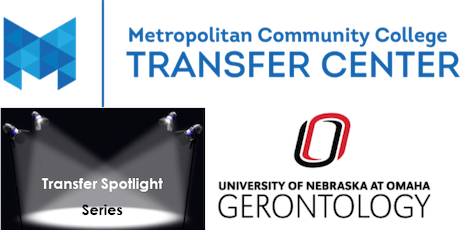 Transfer Spotlight Series - Gerontology tickets
