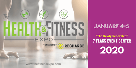 Health & Fitness Expo 2020 presented by ReCharge tickets