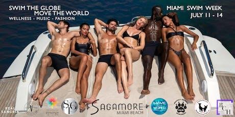 Miami Swim Week | Swim The Globe | Move The World |Benifitting PAW tickets