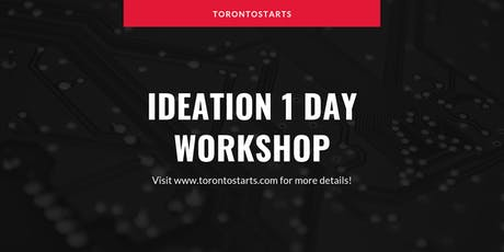 Ideation 1-Day Intensive Workshop tickets