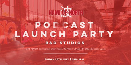 NAMI UP NORTH PODCAST LAUNCH PARTY tickets