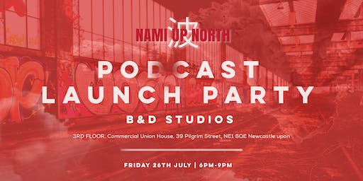 NAMI UP NORTH PODCAST LAUNCH PARTY