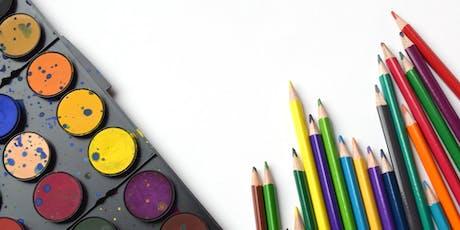 BPB Kid's Club: EXPERIENCING EARLHAM THROUGH ART (Grades K-3) tickets