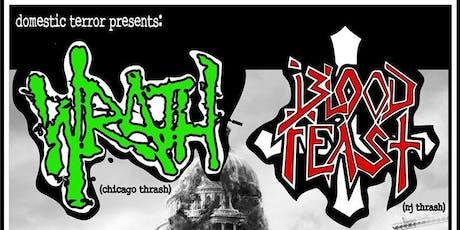 Wrath & Blood Feast @The Pinch DC tickets