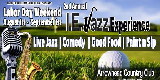 2nd Annual I.E. Jazz & Wine Experience