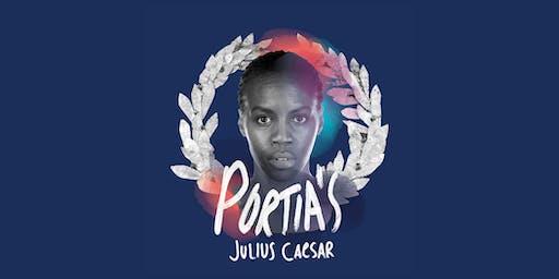 PORTIA'S JULIUS CAESAR