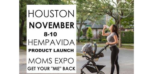 HOUSTON HEMPAVIDA PRODUCT LAUNCH MOM'S EXPO