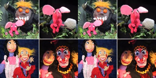 Childrens Puppet Shows and Sock Puppet Making