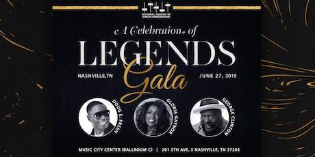 Celebration of Legends Gala 2019 tickets
