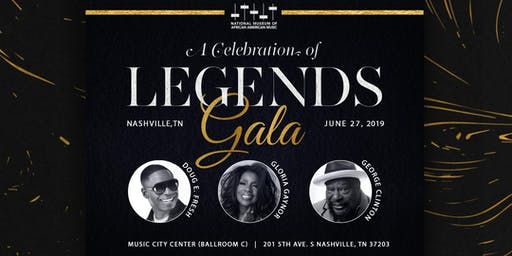 Celebration of Legends Gala 2019