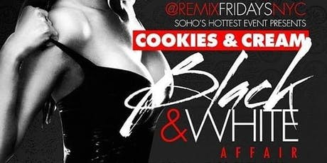 #RemixFriday All White & Black Affair Party!  (CLUBFIX / GETFIX PARTIES) tickets