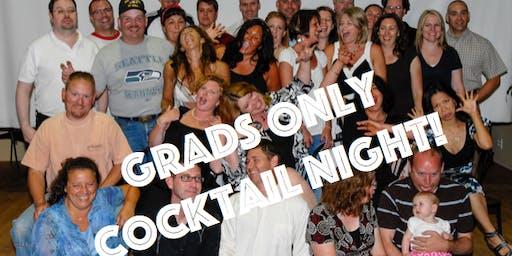 Sequim High School Class of 89 Reunion Grads Only Night