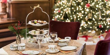 A Holiday Tradition- High Tea at the Dunsmuir Estate  tickets