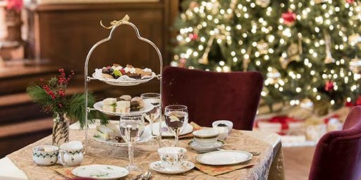 A Holiday Tradition- High Tea at the Dunsmuir Estate