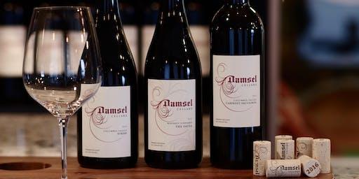 Winemaker Dinner with Damsel Cellars