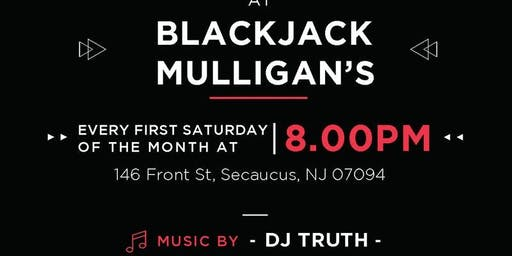 Free Admission to Comedy Night At Blackjack Mulligans