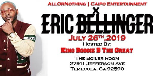 Eric Bellinger Live Performance