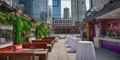 Tropical Rooftop Party at Joy District Rooftop Lounge tickets