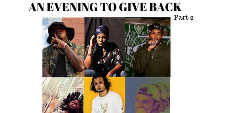 An Evening to Give Back: Part 2 tickets