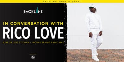 In Conversation With Rico Love