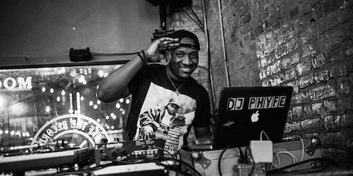 Late Night w/ DJ Phyfe @ Ruins!
