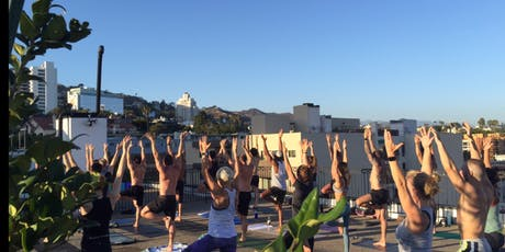 ROOFTOP YOGA - SUMMER SUNSETS tickets