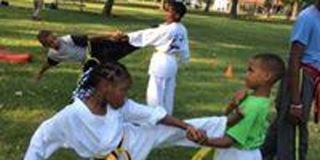 Karate in the Park by Metro United Karate (Rotary Park) tickets
