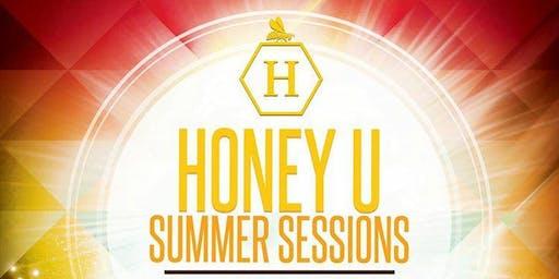 HONEY U THURSDAYS | SUMMER SESSIONS