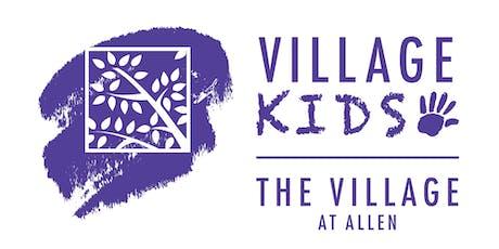 Village Kids Club SportsFest Sign Up tickets