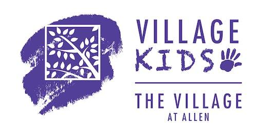 Village Kids Club SportsFest Sign Up