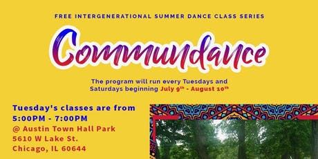 Commundance: Free Intergenerational Summer Dance Series tickets