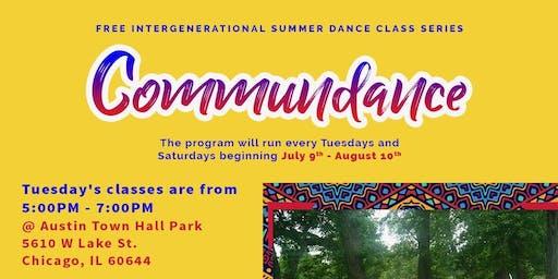 Commundance: Free Intergenerational Summer Dance Series