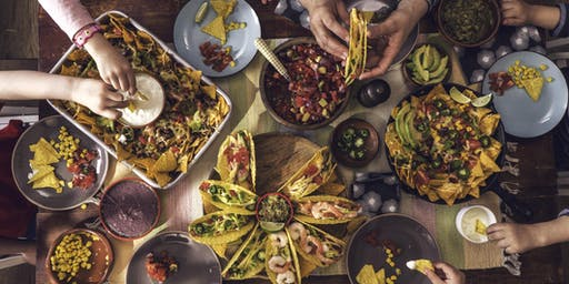 Cook With Your Kid: Summer Fiesta