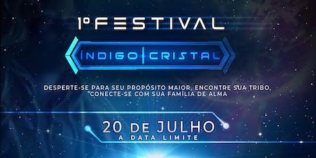 Festival Índigo Cristal ingressos