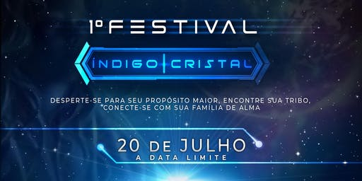 Festival Índigo Cristal