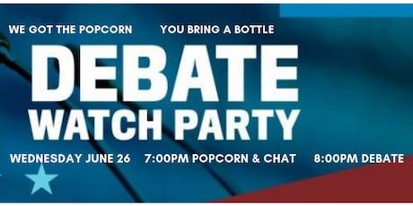 Presidential Debate Watch Party tickets
