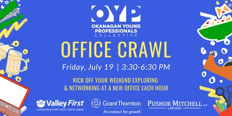 Young Professional Office Crawl tickets
