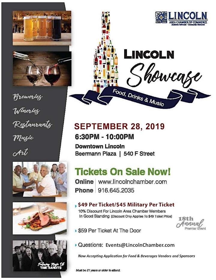 18th Annual Lincoln Showcase image