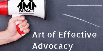 Art of Effective Advocacy