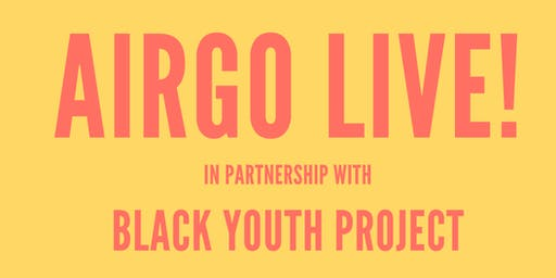 AirGo Live! with Tasha and Eve L. Ewing