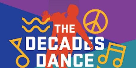 Senior Source Presents a Decades Street Dance! tickets