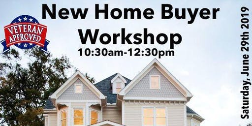 New Home Buyer Workshop on Saturday