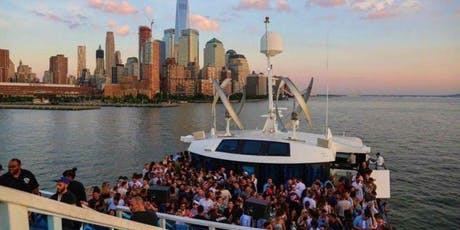 BOOZE CRUISE,  PARTY CRUISE  NEW YORK CITY .   VIEWS  OF STATUE OF LIBERTY,Cocktails & drinks  tickets